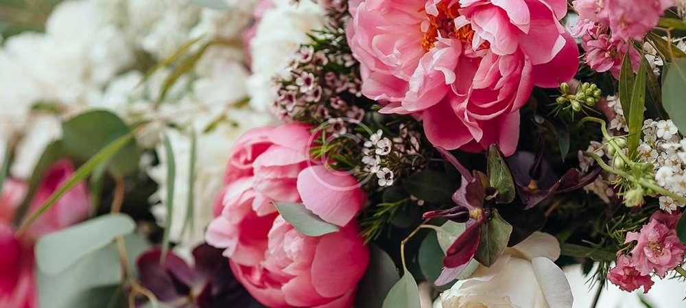 Ceremony+ Bouquets